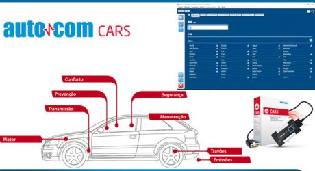 Iberequipe lança nova versão da Autocom CDP+