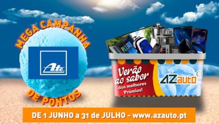 AZ Auto – Mega Campanha de Verão ATE 2017