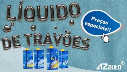AZ Auto – Campanha para líquido de travões ATE