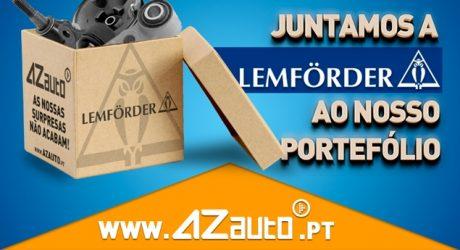 AZ Auto integra Lemförder no seu portefólio