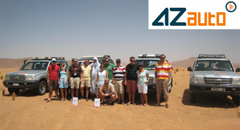 AZ Auto. Leva melhores clientes a Marrocos