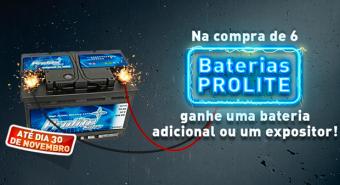AZ Auto – Campanha de baterias Prolite