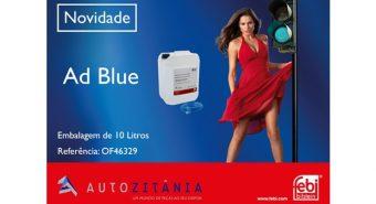 Autozitânia – AdBlue da febi adicionado ao portefólio