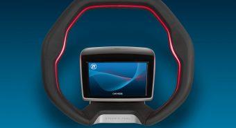 ZF desenvolve volante para condução autónoma