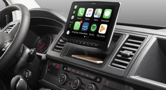 Alpine Electronics reforça gama multimedia