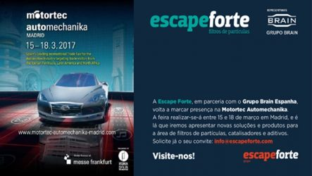 Escapeforte – Presença na Motortec