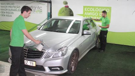 Atlantic Car Wash. À procura de novos franchisados