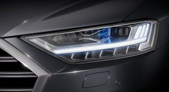 Hella desenvolveu conceito de iluminação do novo Audi A8