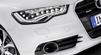 UE certifica  tecnologia  LED  da Audi como eco  inovação