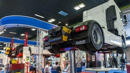 Autopromotec- Espaço dedicado a pesados