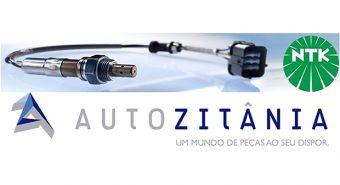 Autozitânia. Novos sensores lambda NTK