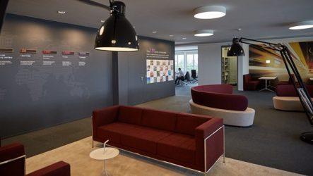Axalta – Sede para a região EMEA inaugurada na Suíça