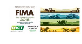 BKT marca presença na FIMA 2018