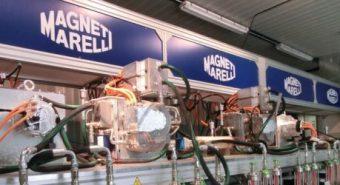 Grupo FCA coloca a Magneti Marelli em bolsa