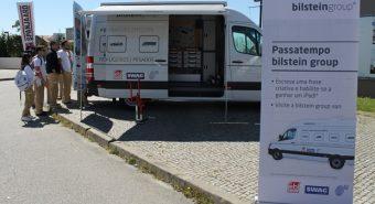 bilstein group – Balanço positivo da primeira presença na Expomecânica