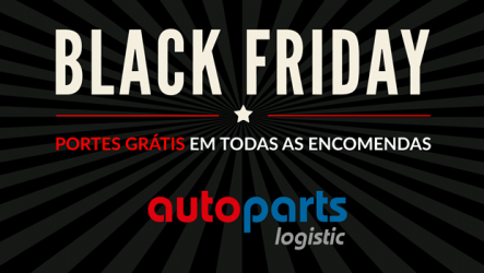 AutoParts Logistic. Black Friday