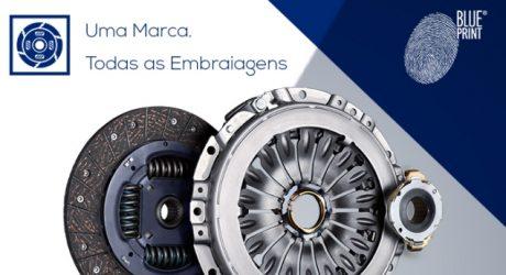 Blue Print alarga oferta de embraiagens para veículos europeus