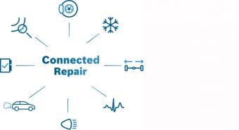 Bosch lança software Connected Repair