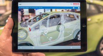 Bosch – Oficina conectada no Automechanika