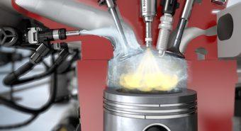 Bosch – Injeção a água reduz consumo até 13%