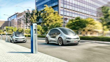 Bosch – Criada unidade de negócio para motorizações elétricas