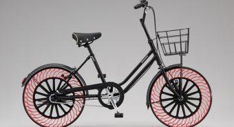 Bridgestone – Novos pneus sem ar para bicicletas