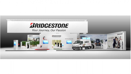 Bridgestone e Firestone Industrial Products – Juntas na 66.ª IAA Commercial Vehicles