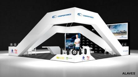 Cooper Tires – Novos produtos lançados na Motortec Automechanika