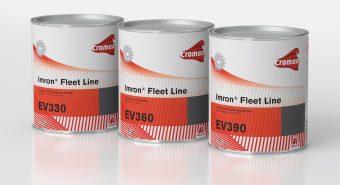 Percotop integra produtos na linha Imron Fleet