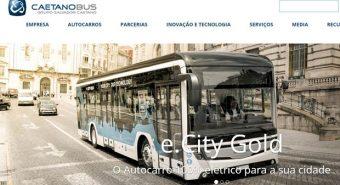 CaetanoBus – Renovado site assinala 70º aniversário