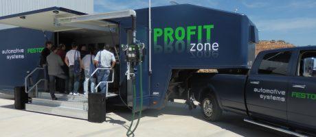 Festool. Tour Profit Zone chegou a mais de 400 profissionais