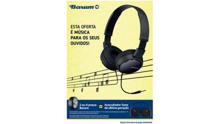 """Barum – Campanha que """"dá música"""""""