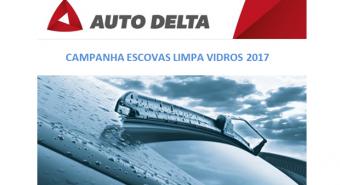 Auto Delta – Campanha de escovas limpa-vidros 2017