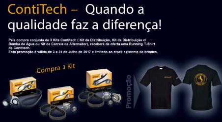 AutoDelta com campanha de Verão Contitech