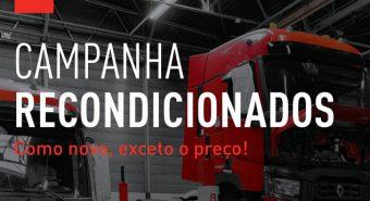 Componentes Renault Truck recondicionados com campanha especial