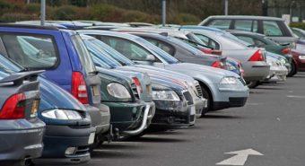 Mercado automóvel cresce 36,5% em março