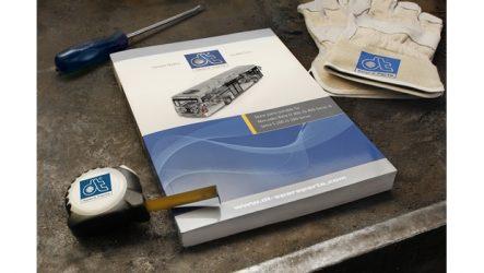DT Spare Parts. Novo catálogo para autocarros Mercedes-Benz e Setra