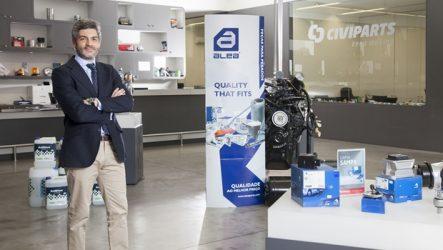Civiparts – Novo responsável da operação em Espanha