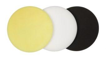 EMM. Novas esponjas de polir