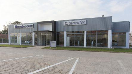C Santos VP. Novas instalações em Setúbal