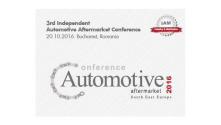 Bucareste – Conferência Internacional de Aftermarket 2016