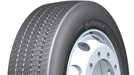 Continental – Novos pneus 19.5″ para autocarros urbanos