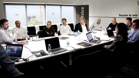 ContiService – Rede reuniu Conselho Consultivo