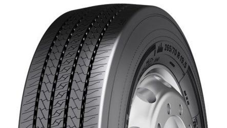 Continental. Novo pneu para autocarros