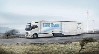 Continental. Escolhida para protótipo de camião Volvo