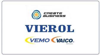 CREATE. Novo portefólio integra marcas da Vierol