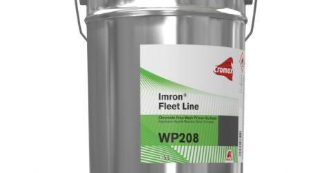 Cromax lança novo wash-primer WP208 Imron Fleet Line