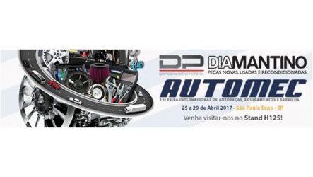 Grupo Diamantino Perpétua – Na Automec para reforçar posição