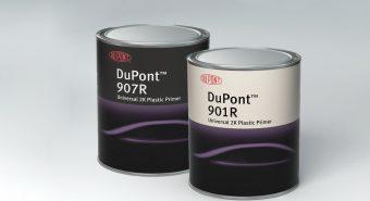 Reparação de peças plásticas simples graças à DuPont Refinish