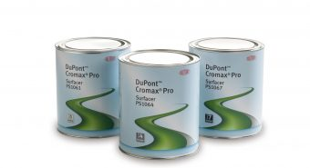 DuPont Refinish. Novo aparelho Cromax Pro
